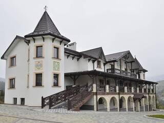 Гостиница Двор Княжеской Короны Славское, Львовская область