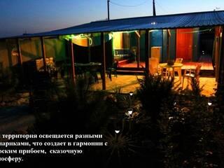 Мини-гостиница Бунгало у моря Степановка Первая, Запорожская область