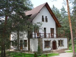 Гостиница Перший Кордон - Туристичний комплекс Медведовка, Черкасская область