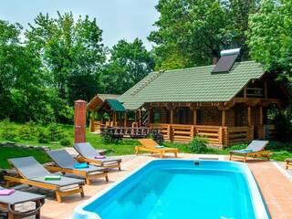 Гостинна садиба «Родинне гніздо» в селі Гармаки, Вінницька область - це відпочинок з затишком і комфортом, розваги для дітей і дорослих.