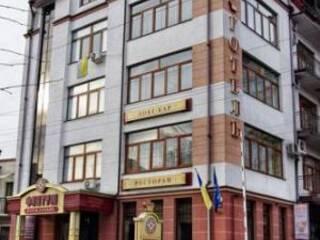 Гостиница Фонтуш бутик отель Ивано-Франковск, Ивано-Франковская область