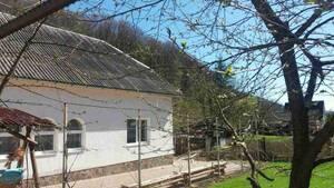 Частный сектор Уютный дом на берегу горной реки Поляна