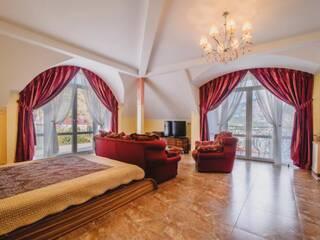 1-комнатные люкс апартаменты отеля Александрия