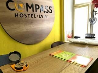 Хостел COMPASS Hostel Lviv Львов, Львовская область