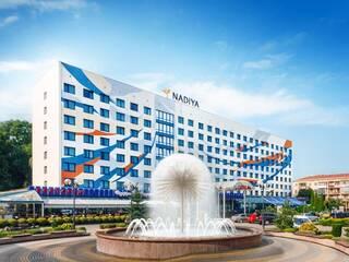 Гостиница Надия Ивано-Франковск, Ивано-Франковская область