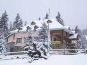 Гостиница Горец (Горянин) Пилипец