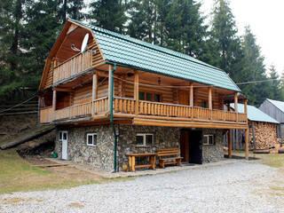 Мини-гостиница Верховинсикий Водограй Синевирская Поляна, Закарпатская область