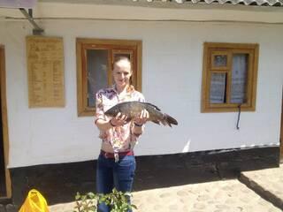 Рибалка на річці Південний Буг!