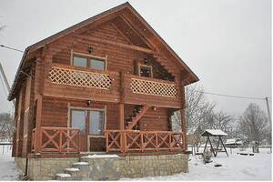 Частный сектор 6 Яремче Відпочинок Яремче Карпати подобово дерев`яний будинок в приватному секторі. Яремче