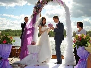"""Свадьба в гостиничном комплексе """"Озерный"""""""