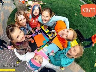 Детский лагерь Now Camp Сухолучье, Киевская область