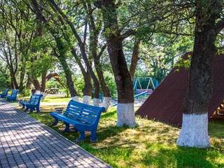 База отдыха Экос Набережное, Запорожская область