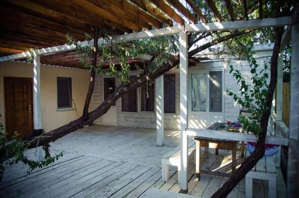 Домик полулюкс (3х комнатный с кухней) - Дача