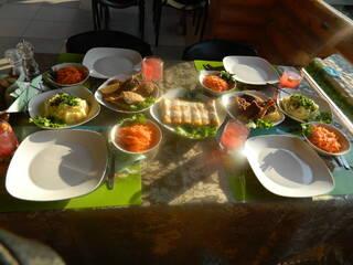 Смачні  страви від кухарів гостинної садиби «Родинне гніздо» вже чекають на вас!