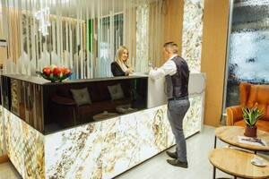 Гостиница Бизнес-отель Alice Place Одесса