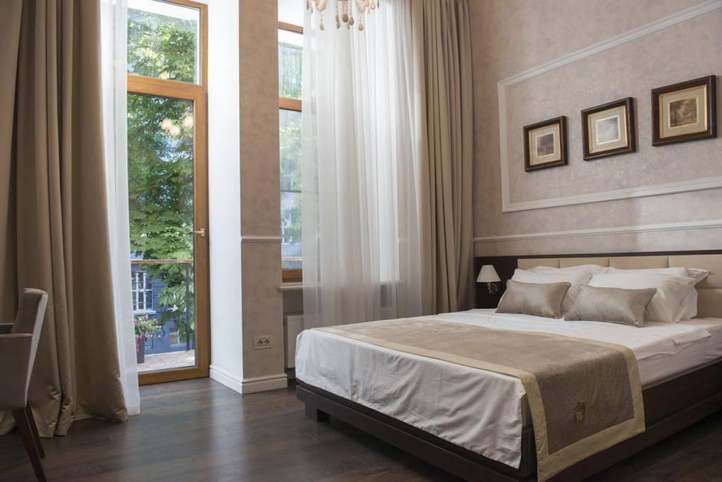 Для любителей прекрасного в отеле Sinfonia del Mare есть номера с балконом