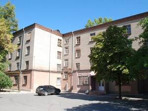 Гостиница Университетская Луганск