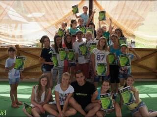 Детский лагерь Freeland camp Мигово, Черновицкая область
