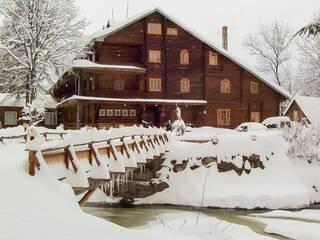 База отдыха Эдельвейс Ясиня, Закарпатская область
