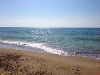 Море июнь