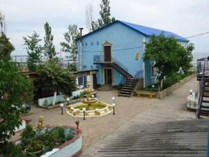 База отдыха Лагуна Одесса