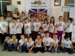 Участники нашего лагеря