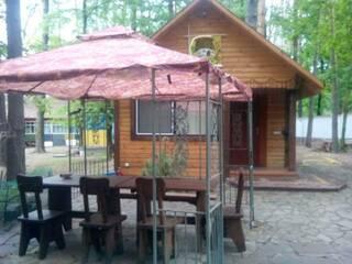 База отдыха Лісова хатинка Сокирно, Черкасская область