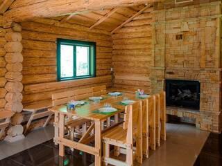"""Гостинна садиба """"Родинне гніздо"""" в селі Гармаки - ідеальне місце для відпочинку в будь-яку пору року."""