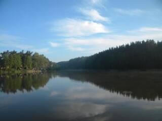 База отдыха озеро Трофейное Лычанка, Киевская область