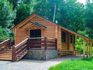 Гостинна садиба «Родинне гніздо» в селі Гармаки, Вінницька область пропонує провести новорічний корпоратив 2017/2018