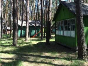 База отдыха Джерела Дыбинцы