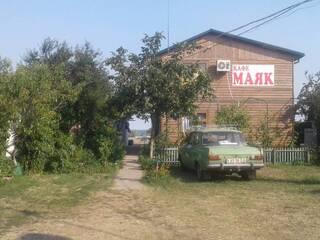 База отдыха Маяк Приморское (Одесская область), Одесская область