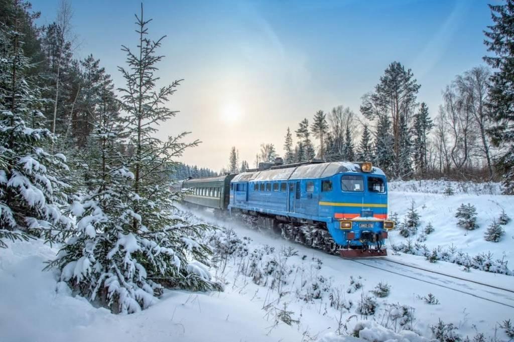 Западная Украина - выбор украинцев для отдыха в новогодние праздники