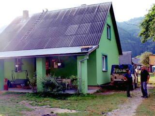 Частный сектор Зелена хата Квасы, Закарпатская область