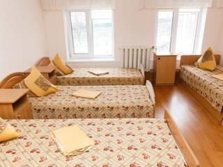 Комнаты с удобствами в каждом номере