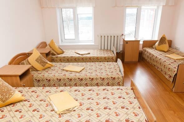Комнаты с удобствами в каждом номере - Империя Детства