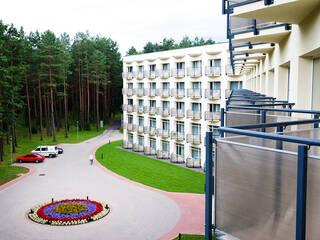 Отдых в санатории для молодежи