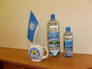 """минеральная вода """"Новомосковская"""""""