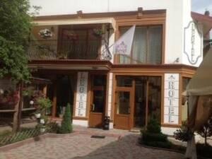 Гостиница Леотель Львов
