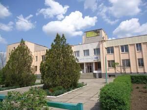 Гостиница Дубрава Мелитополь