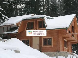 Частный сектор 3 Яблуница дом с бруса на 8 человек Яблуница, Ивано-Франковская область