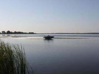 """Загородный комплекс """"Успех"""" расположен на берегу реки Днепр"""