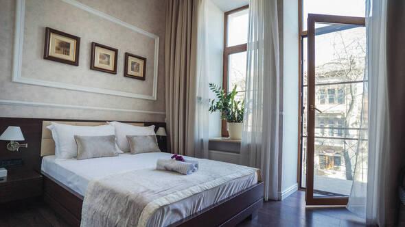 апартаменты с балконом - Sinfonia del Mare