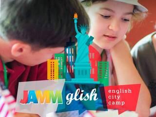 Детский лагерь Летний языковой лагерь JAMMglish Козин, Киевская область