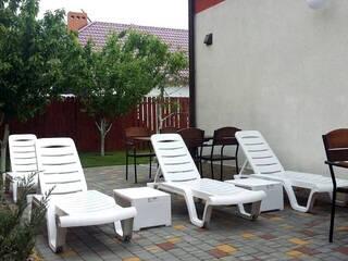 Чудесная летняя терраса для отдыха в апарт-отеле Rand готова !