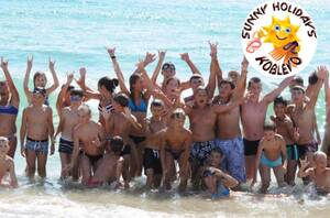 Детский лагерь Sunny Holidays Koblevo Коблево