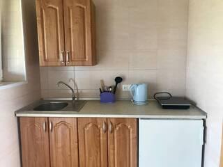 Кухня. Красный корпус