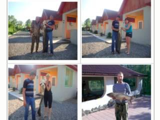 База отдыха На Дунае Лески, Одесская область