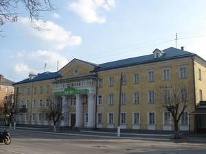Гостиница Киев Белая Церковь