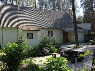 Лесной домик на 10 человек - 3номера